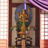 成相寺の孔雀明王