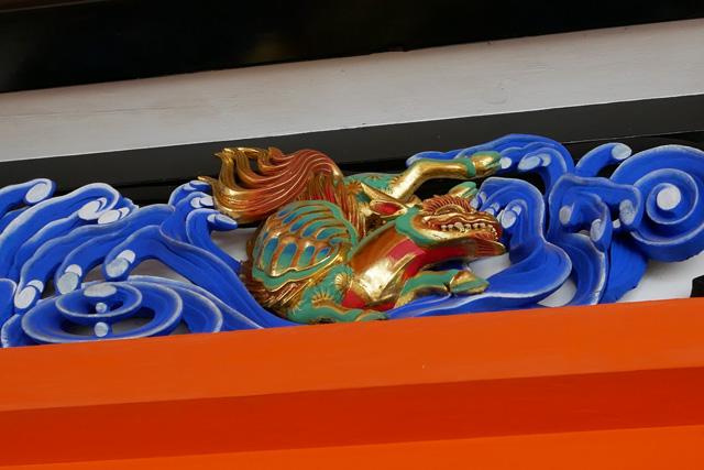 毘沙門堂の写真