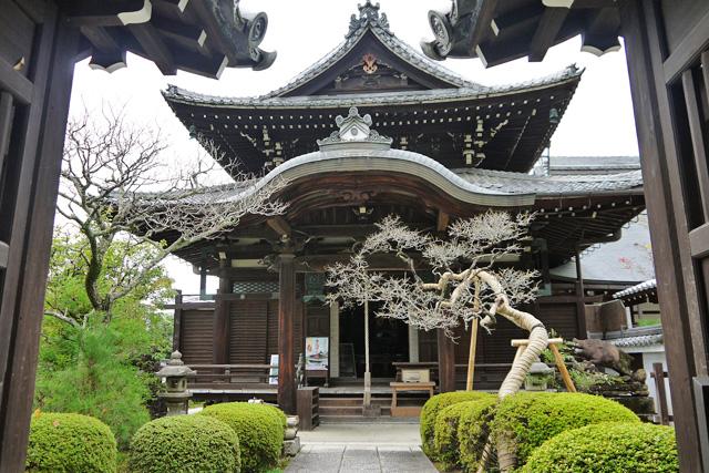 南禅寺聴松院