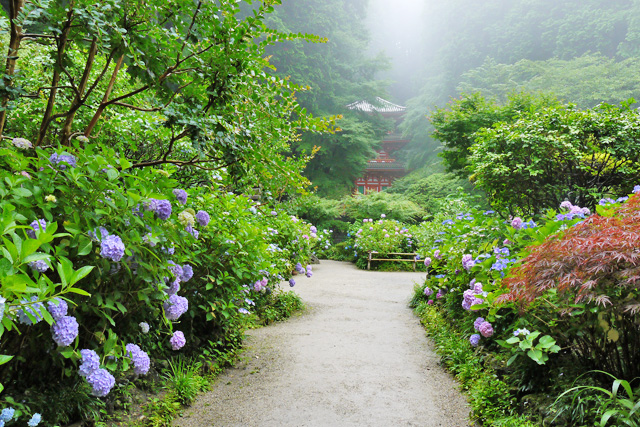 岩船寺の写真