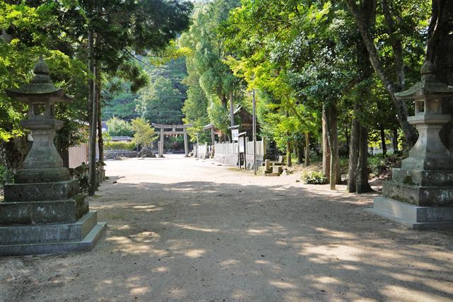 神谷太刀宮神社の写真