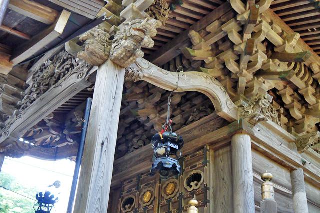 神谷太刀宮神社の本殿の写真