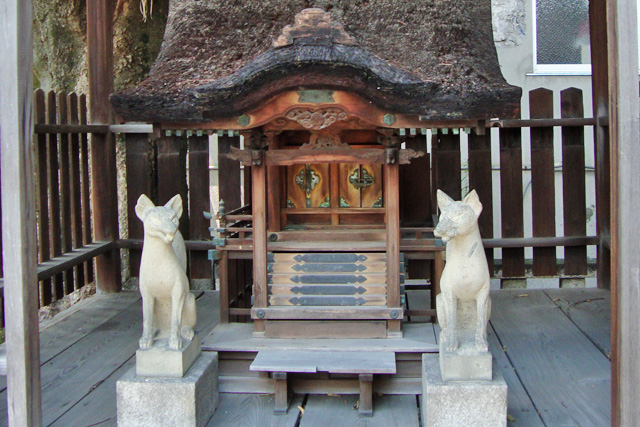 櫟谷七野神社