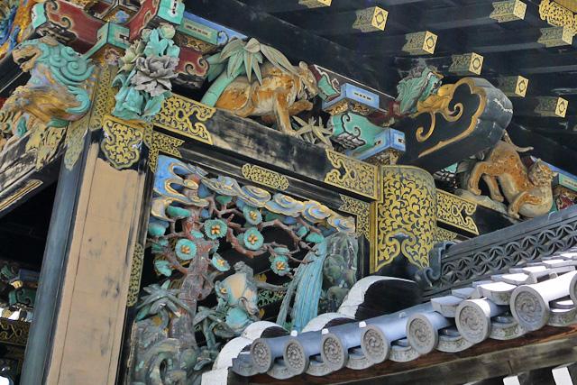 西本願寺 唐門の写真