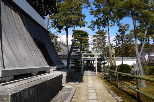 宗旦稲荷神社