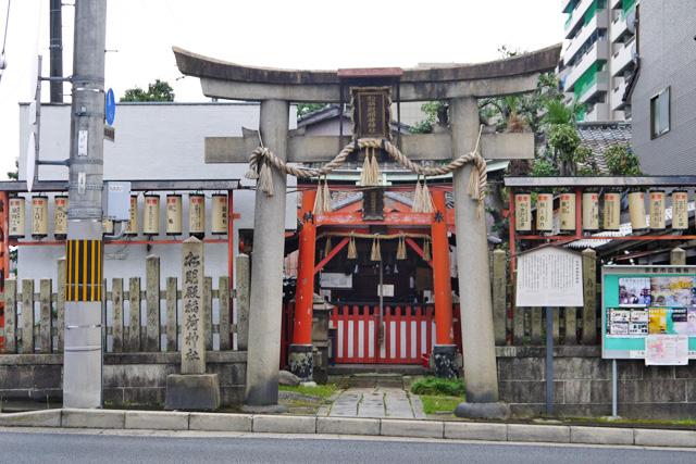 松明殿稲荷神社の写真
