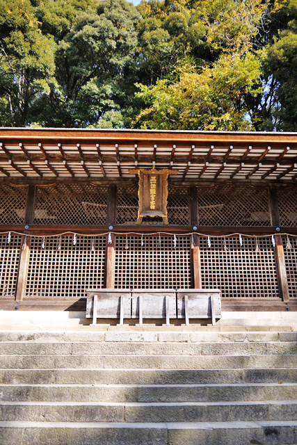 宇治上神社の写真